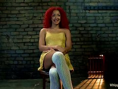 Redhead Daisy Ducati Gets Tortured And Humiliated