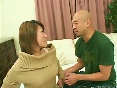 Captivating Asian Bimbo Getting Her Hairy Pussy Fingered Immensely