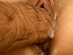 Teen Brunette In Monster Dildo And Fisting Porn Tube