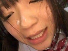 Hot Japanese Av Model Is A Horny Schoolgirl In Public Txxx Com