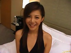 Asian Teen Rena Nagai Has Her Hairy Pussy Fucked