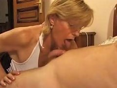 French Mature Give Some Experience To Young Man Porn Bd