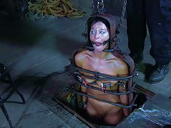 The Most Elaborate Kind Of Bdsm Torture For The Sexiest Chick