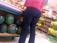 Mocinha No Supermercado 1