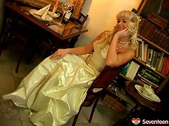 Fancy Teen Girl Is Desperate To Experience Naughty Things