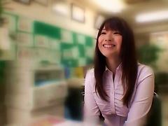 Busty Japanese Teen Is Having Mindblowing Fun