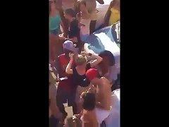 Pegando As Putas No Carnaval De Salvador