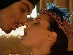 Brunette Michelle Wild Fucks Two Cocks Even In Medieval Times