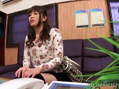A Successful Job Interview In Japan Includes Oral Sex!