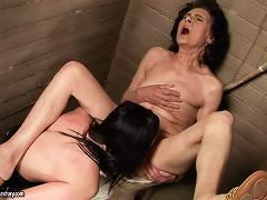 Old Vs Teen Video With Naughty Chanel And Laura