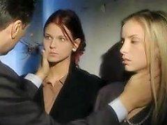 Magnificent Teen Cuties In Hot Anal Threesome Txxx Com