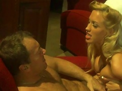 Blonde Nurse Cassie Young Being Fucked In Her Puss