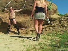 Summer Day Femdom Sex With Horny Shayne Ryder
