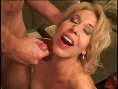 Milf Gets Lucky With A Young Stud